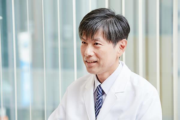 院長 吉田靖志イメージ